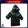 kids winter coats down fill fleece lined fur trim hood boys coat