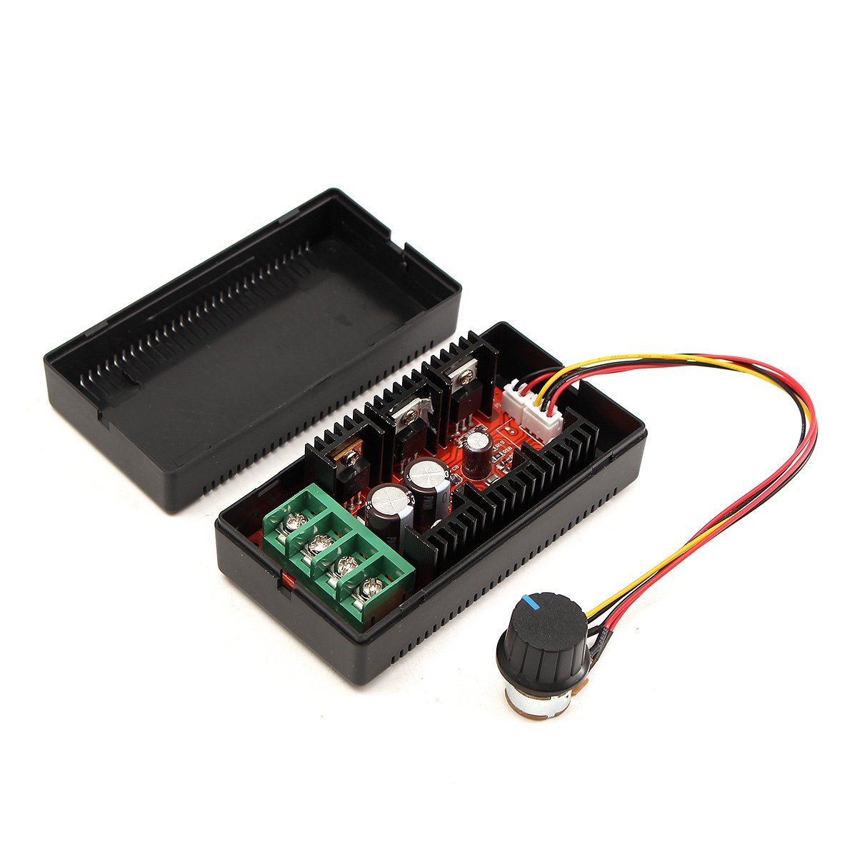 Cheap Triac Speed Control Find Deals On Line At Scr Phase Dimmer Schematic Get Quotations 9 50v 40a Dc Motor Pwm Hho Rc Controller 12v 24v 48v 2000w