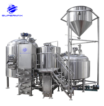 500L Pub Used Micro Beer Brew House Brewery Equipment