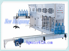 Hot selling water bottling equipments for 5 gallons bottled water company using