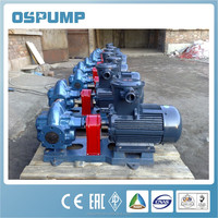 30KW horizontal cooking oil gear pump
