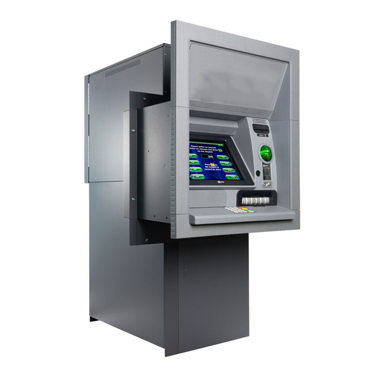 NCR 6622 6625 6626 Bank ATM Machine Trekken Geld Cash Out Complete Machine Refurbished