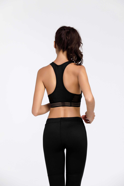 1d7a3ae98785 Bra factory in china wholesale ladies underwear bra new design women yoga  sports bra set