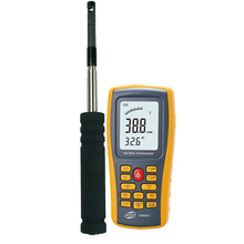 Multifunctionele Hot LCD Digitale Wire <span class=keywords><strong>Anemometer</strong></span> GM8903
