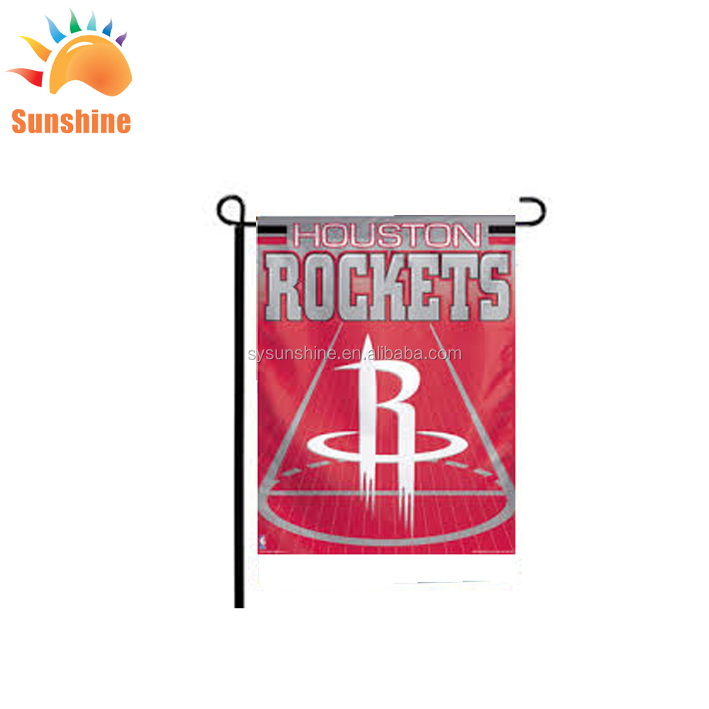 Custom Nba Sports Team Garden Flag Banner Banners For Decoration All  Festivals Personalized Seasonal Garden Flags - Buy Garden Flag,Garden  Flags,Flag
