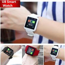 New products new hot sale watch phone with bluetooth U8 watch