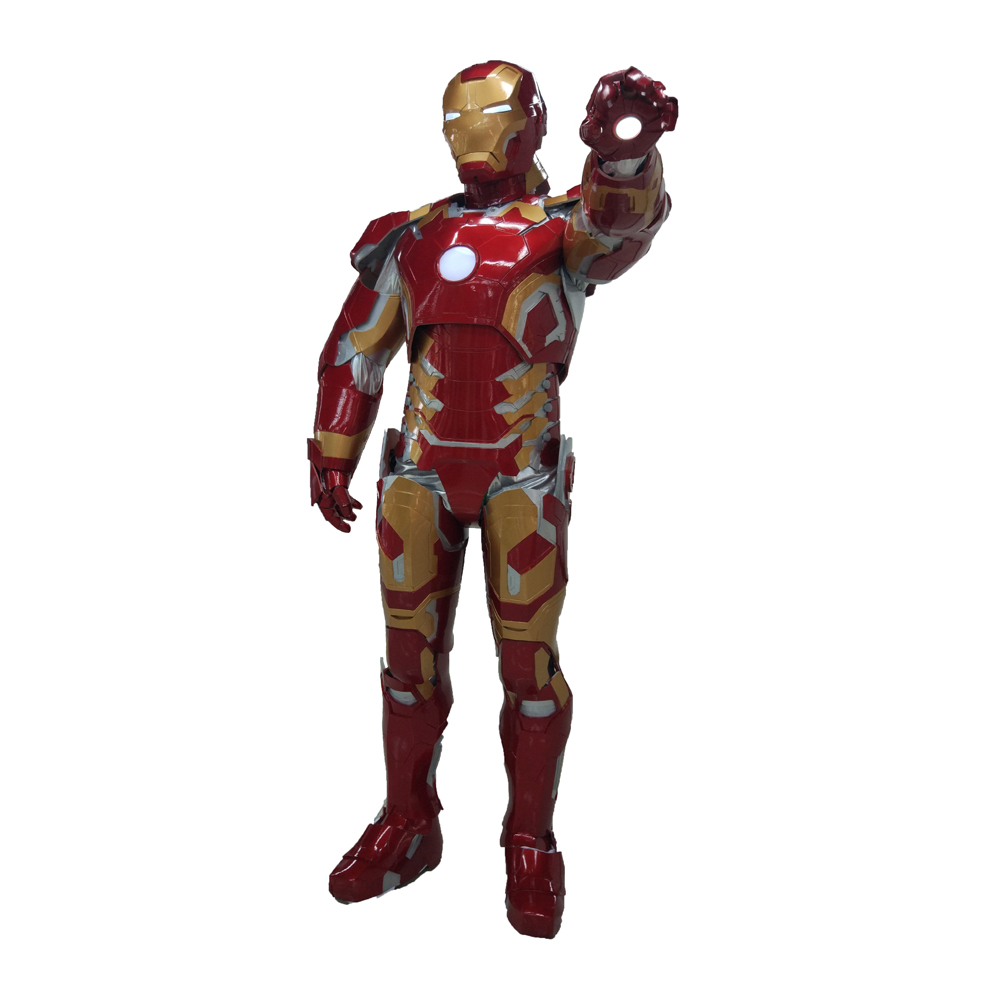 Iron Man Costume for Carnival 7