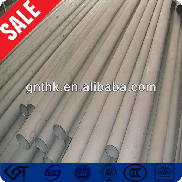Cheap price A554 2 inch welded stainless steel pipe