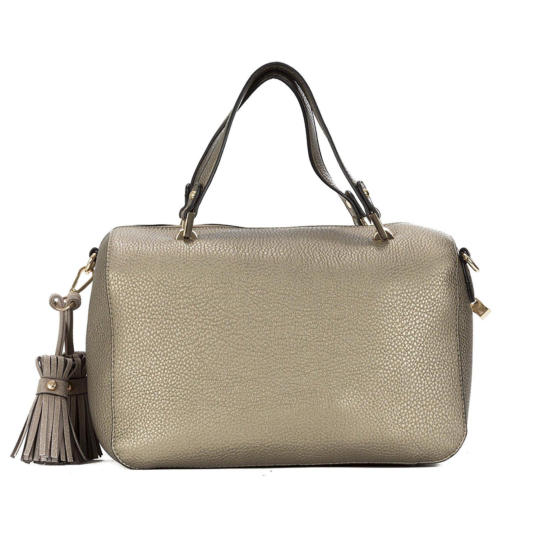 411d03c3035b Get Quotations · Handbag Republic Womens Designer Handbag Small Vegan  Leather Bag Top Handle Satchel Purse For Ladies