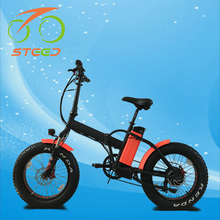 Fat tire beach Road bicycle motor 500W 48V electric bike