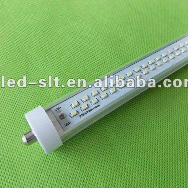 230v led tube light 36w t8/8 feet single pin T8 led light tube with CE/RoHS certificate