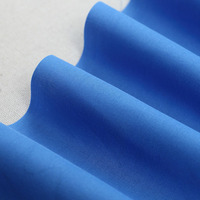 twill woven fabric dyeing poly cotton workwear fabric suppliers