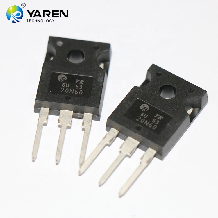 600 볼트 20A 20N60 에 220F driver power mosfet
