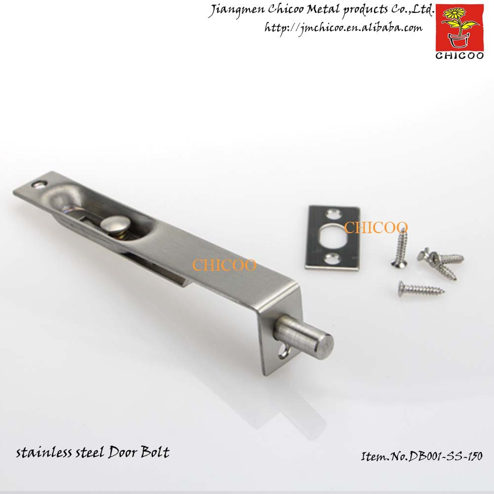 Get Quotations · Whollesale 10 Pieces 6 Inch Flush Door Bolt Lever Action  Slide Lock Concealed Sliding Door Security