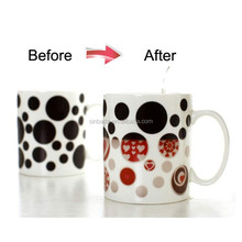 11oz high quality make color changing mug