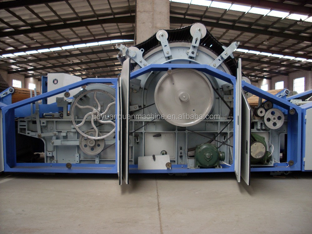 Machine for sheep wool combing/dehairing/carding