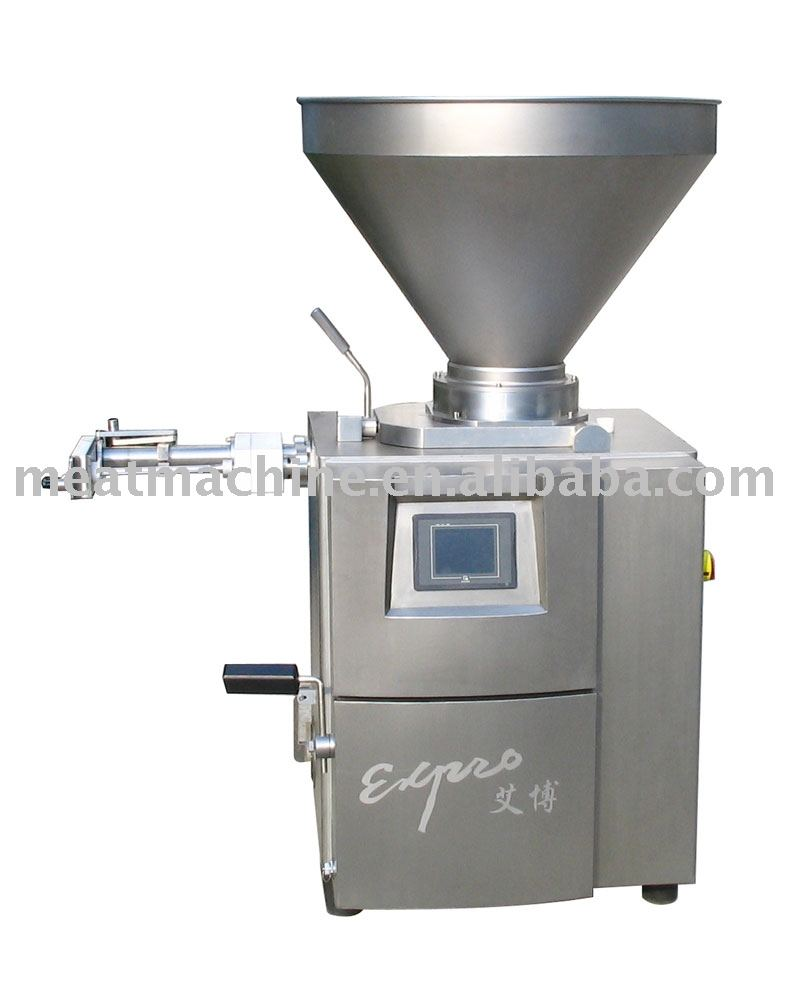 Expro Automatic Sausage Vacuum Filler(BVGJ-4000) / Meat processing machine