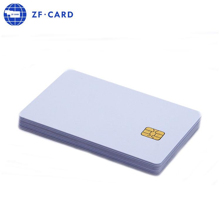 China Großhandel Custom AT88SC25616C-MJ Karte Kontakt Hotel Karte