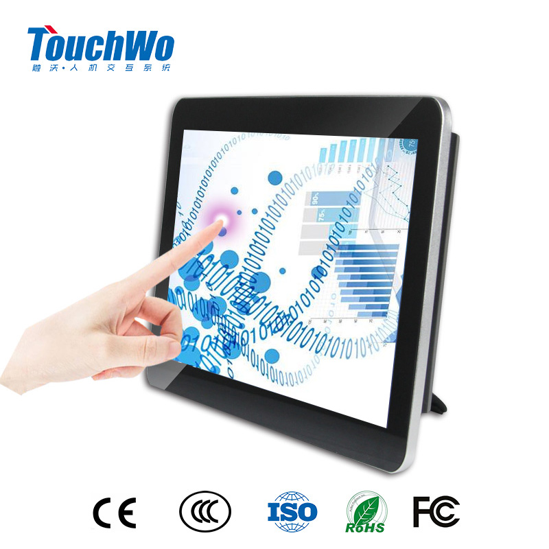 "13.3"" touchscreen all in one desktop i5 4g 64g ssd win 7 with touch function 1920*1080 resolution"