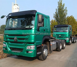 Sinotruk Howo 6x4 Prime Mover 3 Axles Tractor Trailer Head Truck For Sale