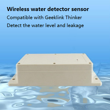 Wireless water leakage detector sensor for Thinker security alarm system