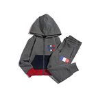 Kids children fall spring baby boutique toddler summer clothing sets for boys