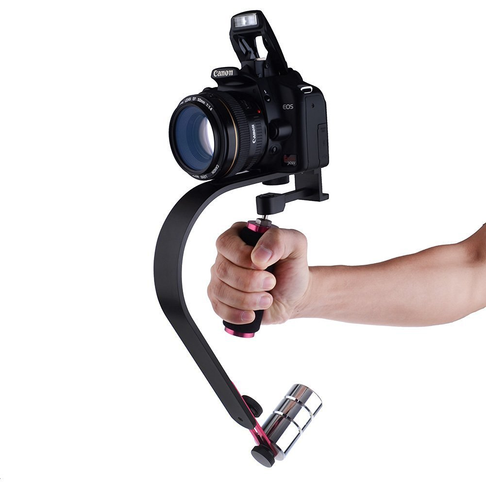 Cheap Video Camera Stabilizer System Find Kamera For Gopro Dslr Get Quotations Big Digital Steady Action W Built In Spirit Level Canon