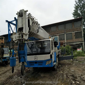 100 Ton Tadano Crane For Sale in Japan / Original Japanese Truck Crane Tadano Second Hand