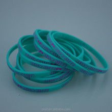 silicone rubber wristband,Festival cheap camo bracelet Customized silicone bracelet