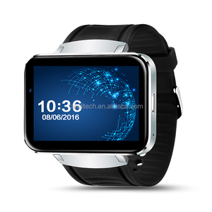 OEM smart watch Unlocked Phone Call SOS wifi 3G Sync with Android Smartphone