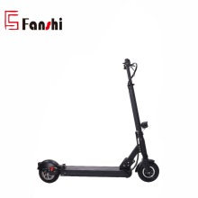 8inch 48V Voltage 500W Strong Moter 45KM Distance Aluminium 2 Wheel Standing Lithium Battery Foldable Adult Electric Scooter