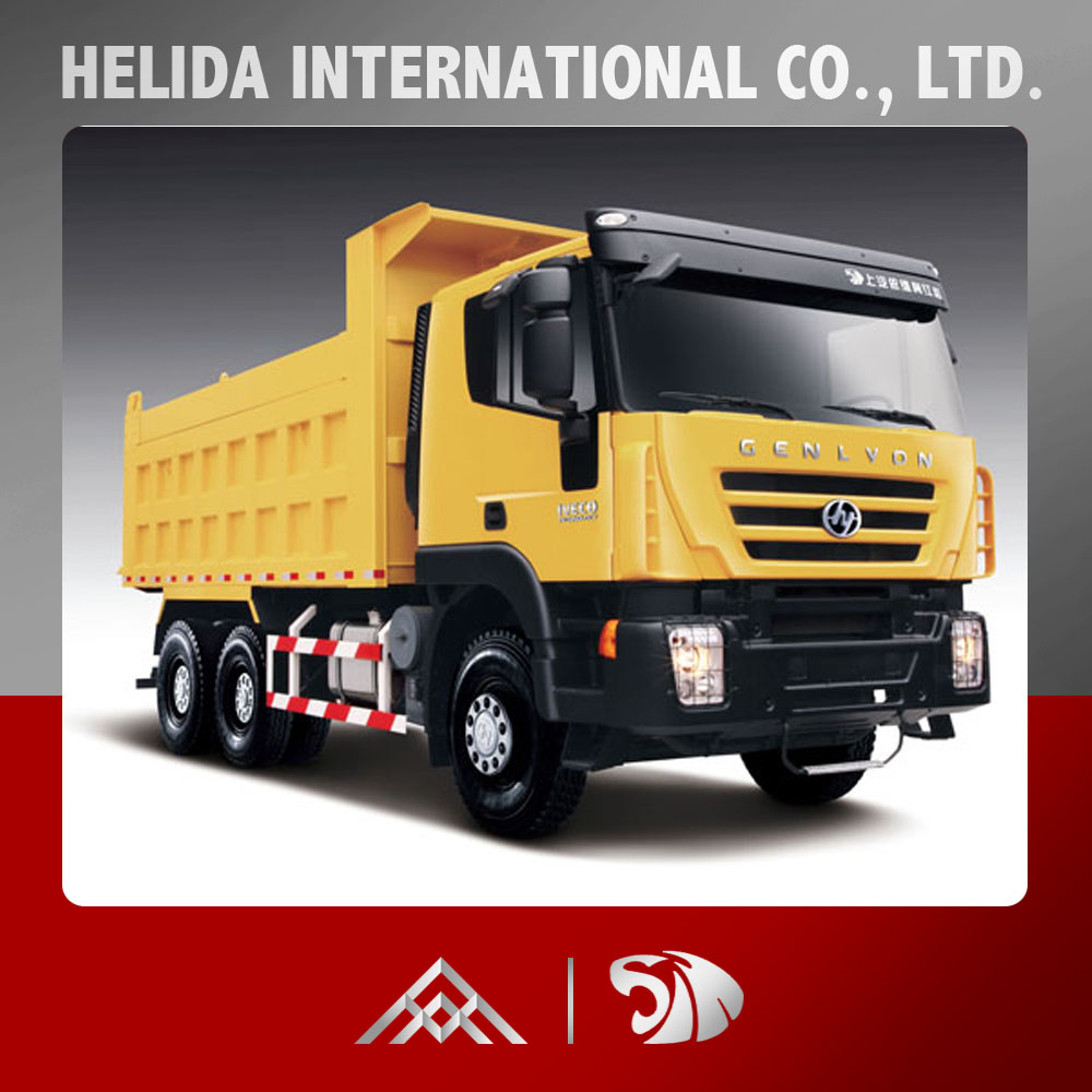 Camion 6×4 capacité
