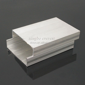 Top Quality Extrusion Aluminum Project Housing / PCB Enclosure / Electron Device Box