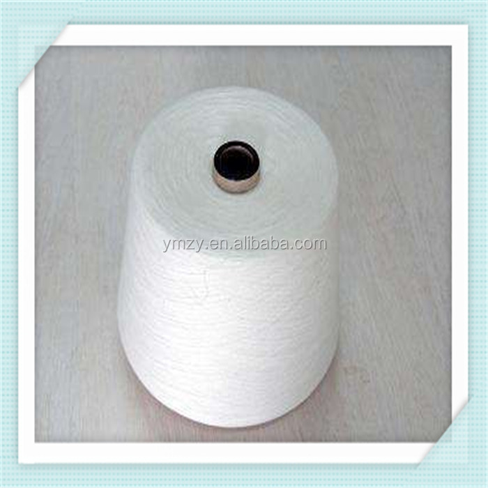 OE Recycled 65/35 polyester cotton knitting yarn for hammock