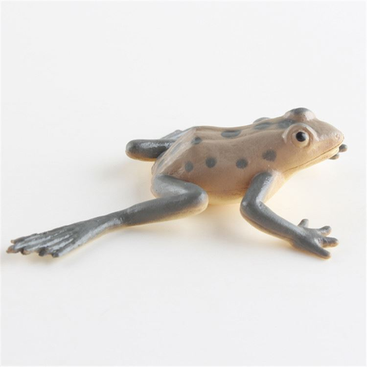 Hot sale no irritation wonderful high imitation gift frog jumping toys