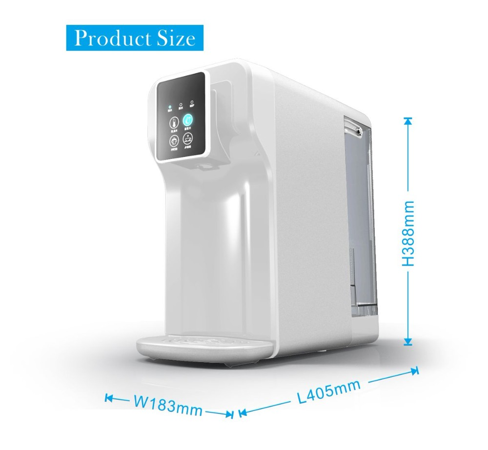 EHM Ionizer alkaline antioxidant water machine suppliers for purifier-3