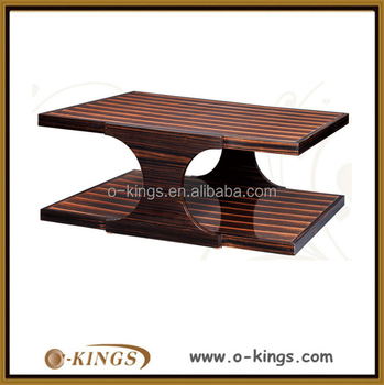 High Quality Japanese Wooden Tea Table Design
