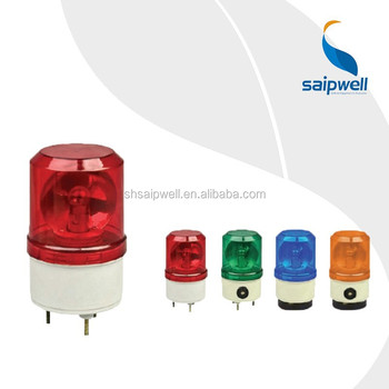 Saip / Saipwell High Quality Tractors Rotating LED Warning Light with CE Certification