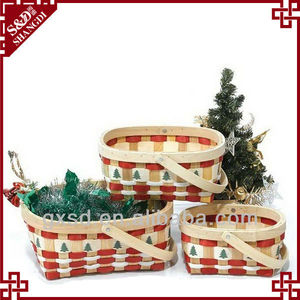 S&D Fancy handicraft kids for candy chocolate box christmas gift basket