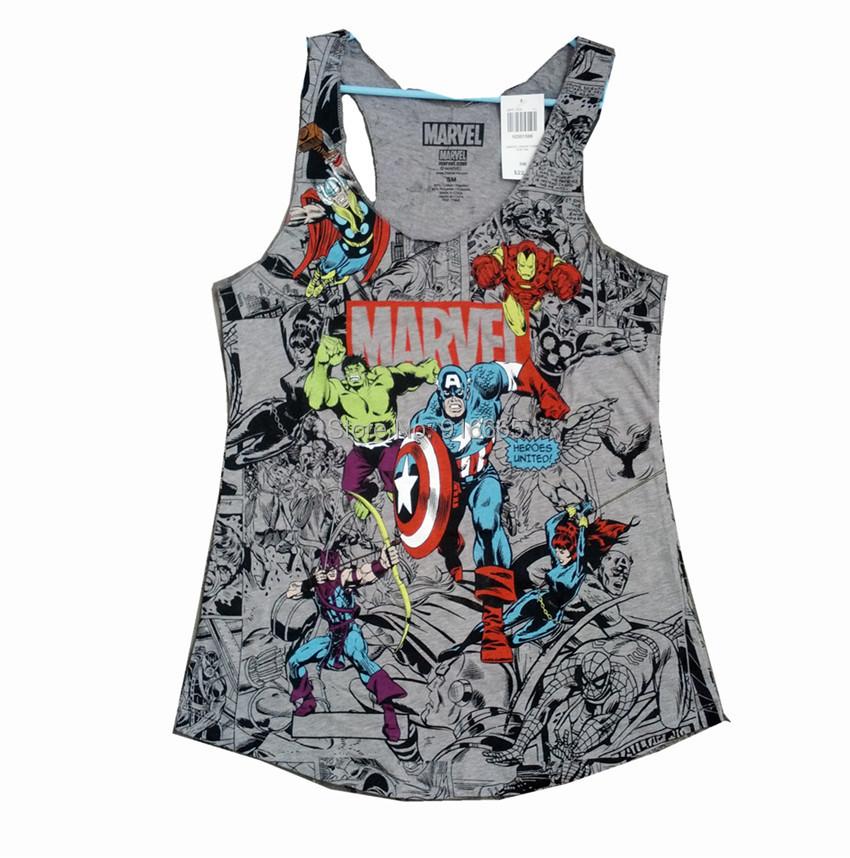 Avengers clothing for women