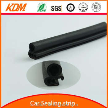 Weather Proof/Sound Proof/Protect Car Door Rubber Seal Strip
