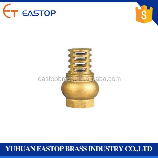 Brass Water Valve Flow Control And Directional Control Globe Valve Parts