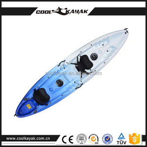 Popular Wholesale Rowing Boat Barato Fishing 3 Person Ocean Cheap Kayak