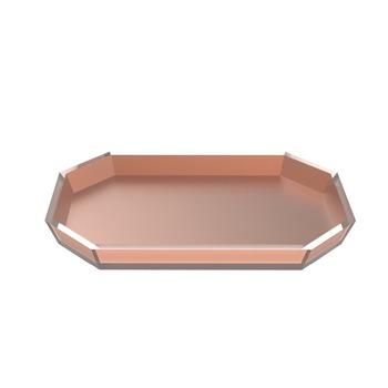 Bespoke bathroom accessories resin geometric hotel amenity for Bathroom accessories tray