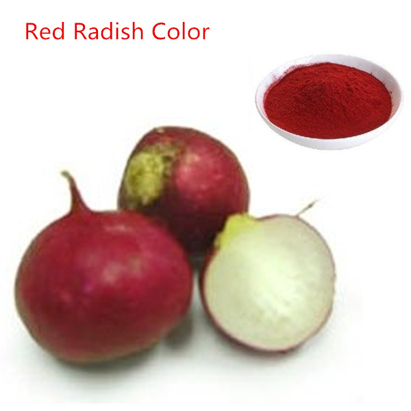 Food Color Plant Extract Radish Red Powder