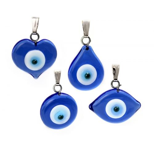 Jewelry & Accessories Efficient Evil Eye New Fashion Classic Blue Glass Evil Eye Keychain Pendent High Quality Simple Keyring Jewelry Accessories Wholesale Jewelry Sets & More