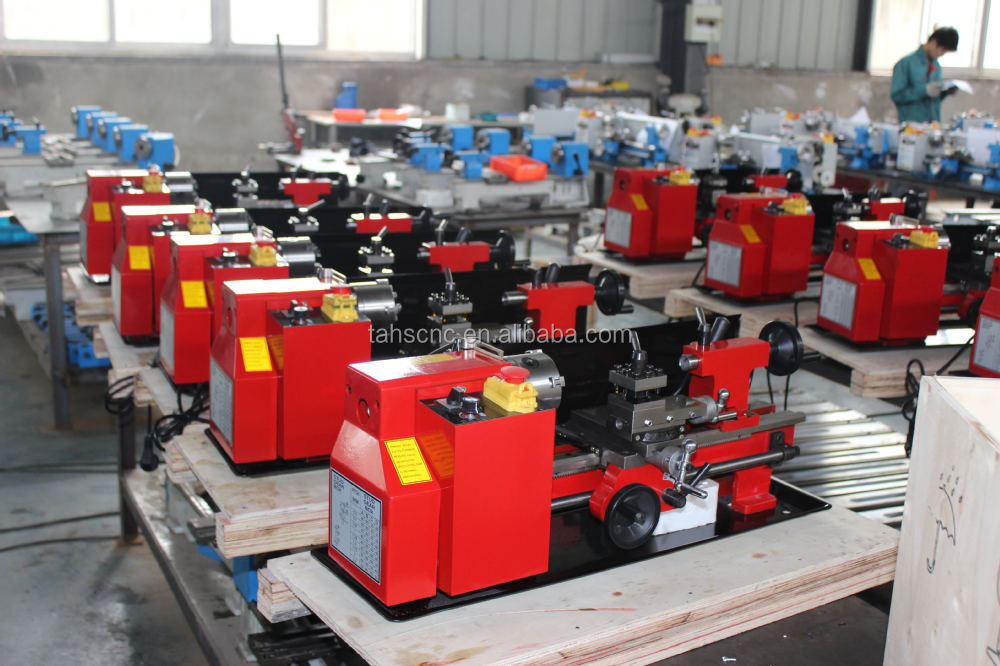 Hobby mini metallo di cnc macchine cq0618 300 fresatrice for Tornio legno hobby