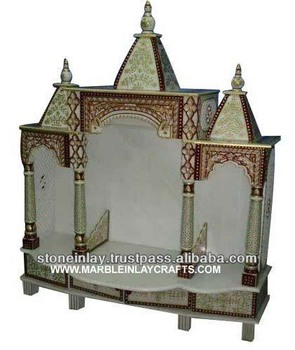 Marble temple designs for home buy indoor marble mandir stone home temple carved marble home for Marble temple designs for home