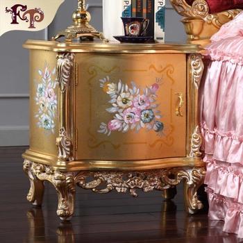 Italienische Möbel Schlafzimmer - Klassische Europa Stil Möbel Bett ...