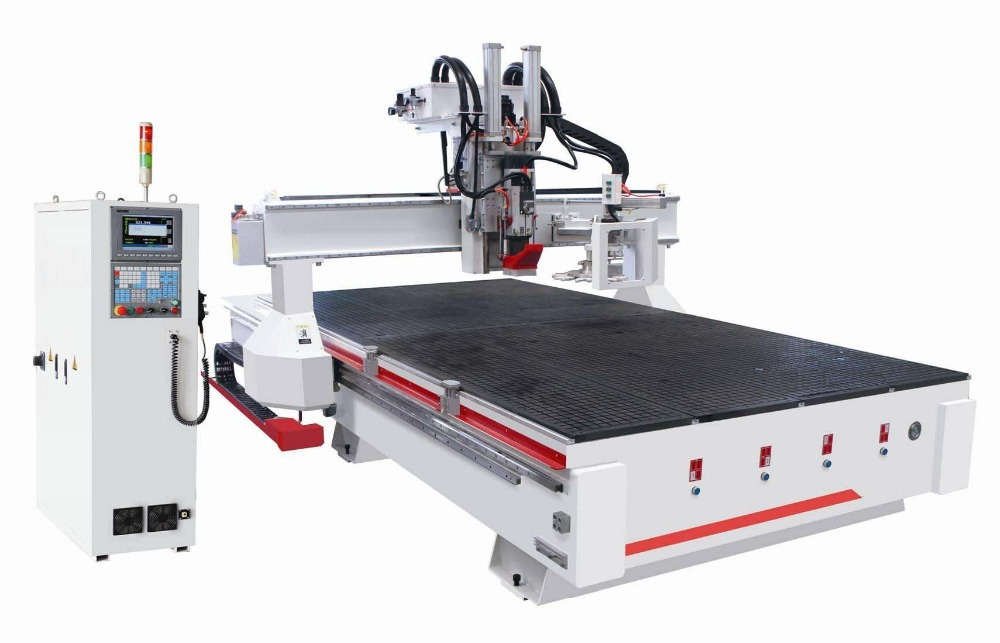 High speed top quality cnc wood carving router machine for wood 1325 cnc wood machine atc